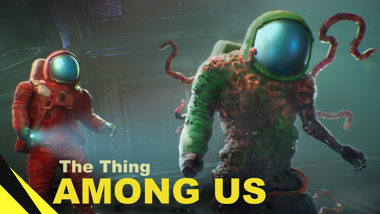 Download The Thing AMONG US [DIRECTORS CUT]   Animation Movie