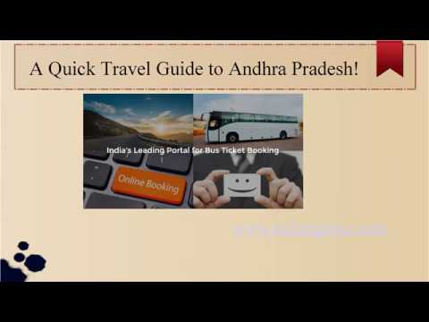 A Quick Travel Guide to Andhra Pradesh