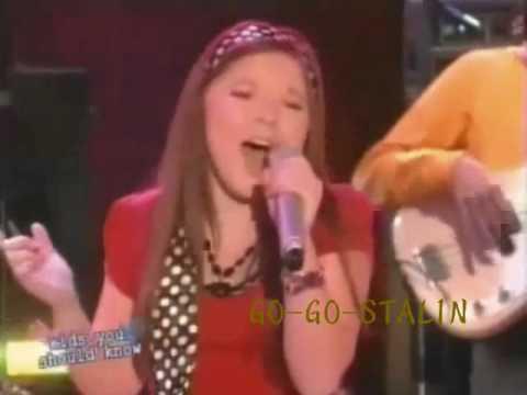 Bianca Ryan Super Star Live in 2006 ビアンカ・ライアン