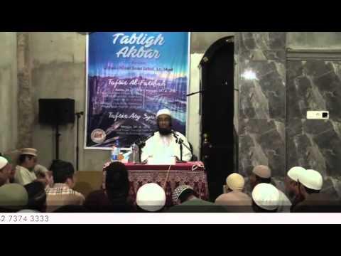 Palembang Mengaji_Ustadz Nizar Sa'ad Jabal, Lc, M.Pd_Tafsir Surah Al Fatihah (bagian II)