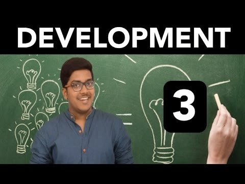 Economics: Development (Part 3)