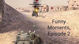 Wot Blitz: Funny Moments, Mad Games, Episode 2