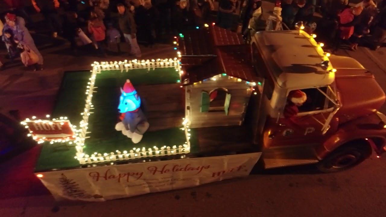 Augusta Ky Christmas Parade 2020 Augusta KY Christmas Parade 2018   YouTube