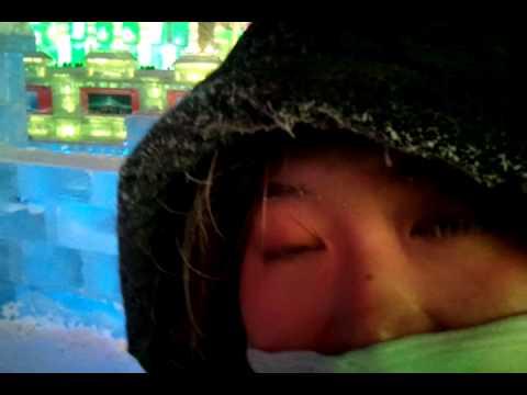 Harbin travel video