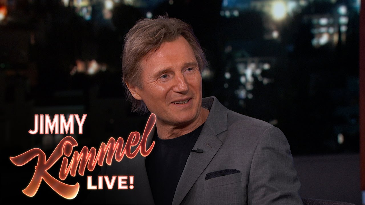 Liam Neeson on Boxing and Scorsese