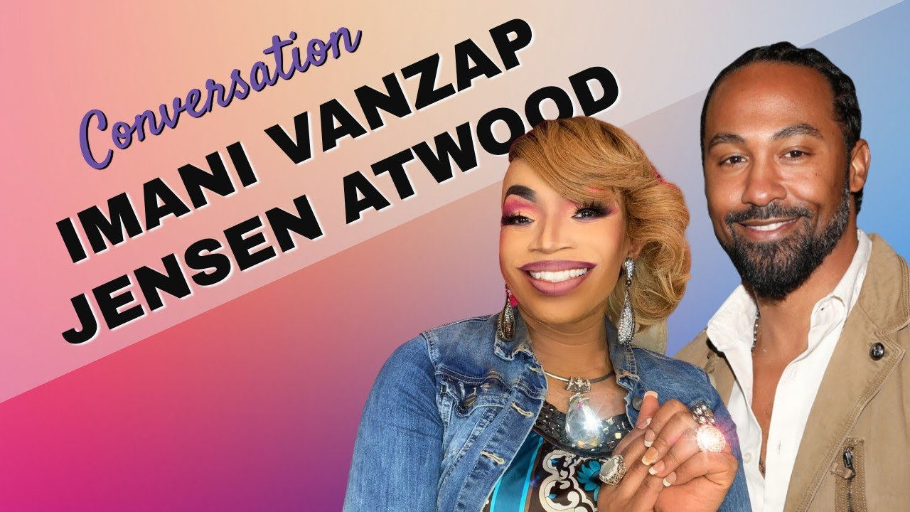 Download IMANI VANZAP has a conversation with JENSEN ATWOOD of NOAH'S ARC