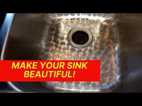 How To Remove Scratches From Your Stainless Steel Sink