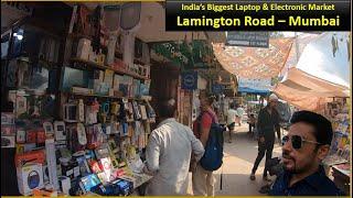 Indias Biggest Laptop & Electronics Market - Lamington Road Mumbai #Mumbai, #lamingtonroad,