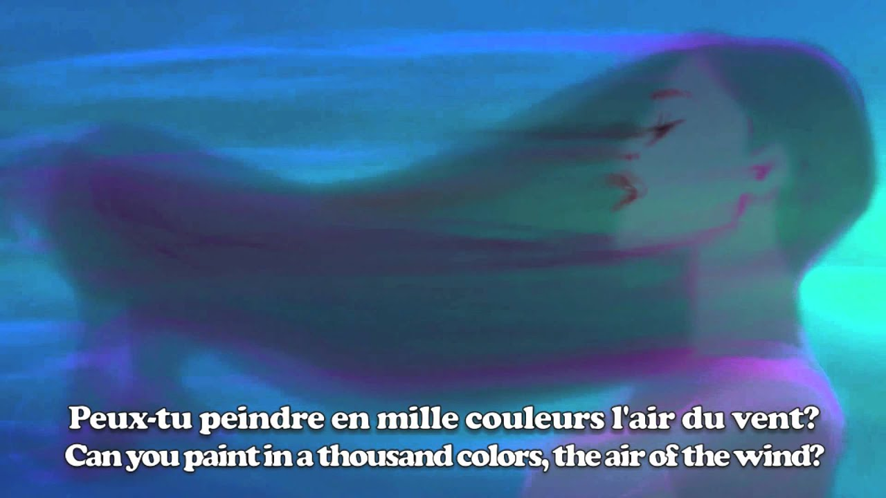 colors of the wind french subs u0026 translation youtube
