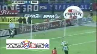 Medellín campeón apertura 2004. Medellín 2- Nacional 1