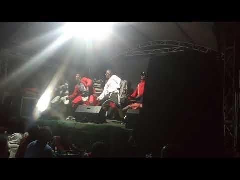BB DJ - ATOUTOUN'DRAI PRESTATION DE FEU