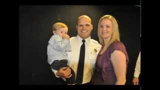 Orlando Fire Department Promotion and New Hire Ceremony