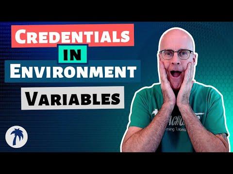 Store Sensitive Data In Environment Variables Using Phpdotenv