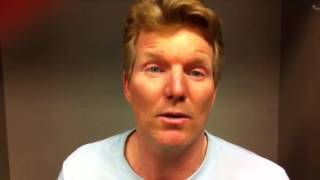 Jim Courier: Training for PowerShares Series Tennis