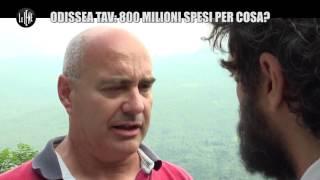 ODISSEA TAV, 800 MILIONI SPESI PER COSA?