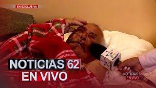 Golpiza a anciano- Noticias 62