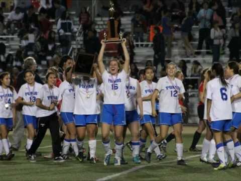 Northridge Academy High School 2013 CIF Soccer Champions