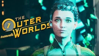 Parvati es,.. ¿malvada?   The Outer Worlds w/ Taxi