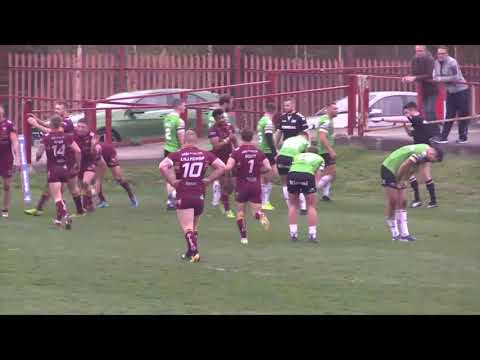 Match Highlights - Batley Bulldogs V Widnes Vikings 07.04.19