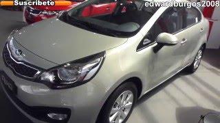 kia rio 2013 colombia video de carros auto show medellin 2012 FULL HD