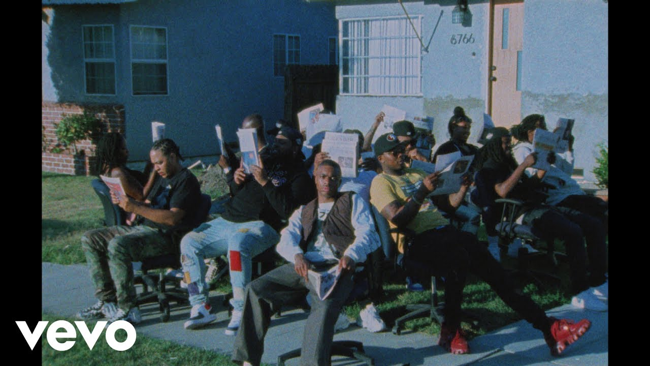 Download Vince Staples - LAW OF AVERAGES (Official Video)