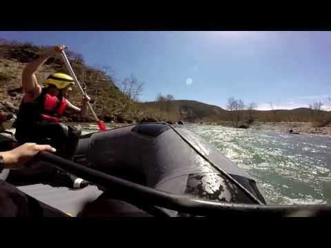 Rafting @ Venetikos B' river (Grevena)