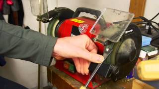 How To Sharpen Or Hone Carving Tools - Www.carvingpuppets.com