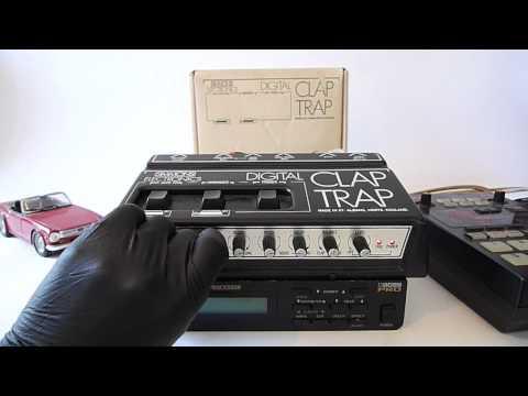 Simmons Digital Clap Trap Demonstration