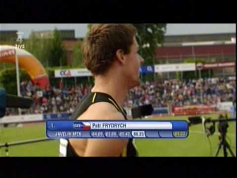 Petr Frydrych - 88.23m - Ostrava 2010