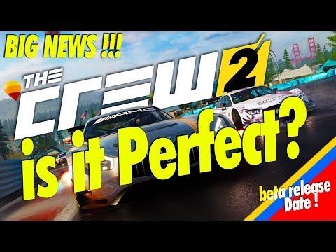 The Crew 2 Is it Perfect? New exotic vehicle confirmed, Beta and More!!