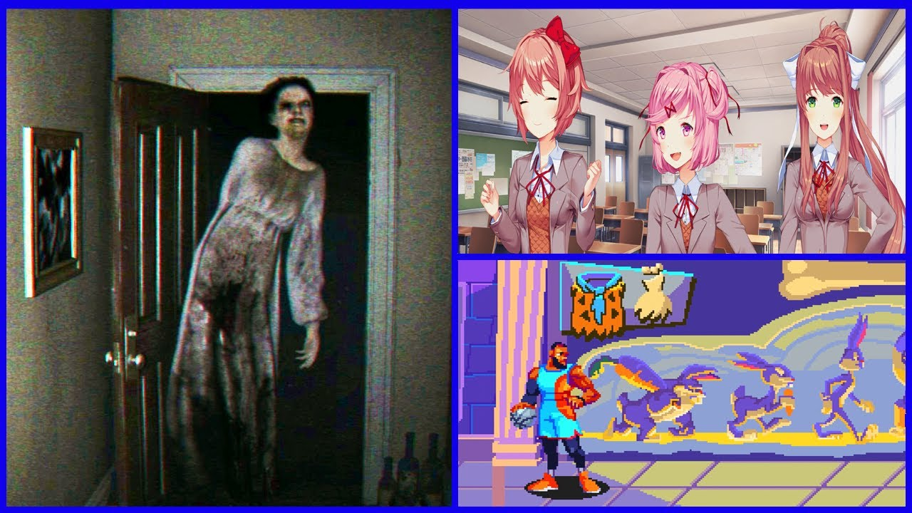 Video Game Easter Eggs #51 (Black Ops Cold War, Watch Dogs Legion, Doki Doki Literature Club & More)