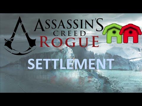 [PC] Assassins Creed Rogue - All settlements