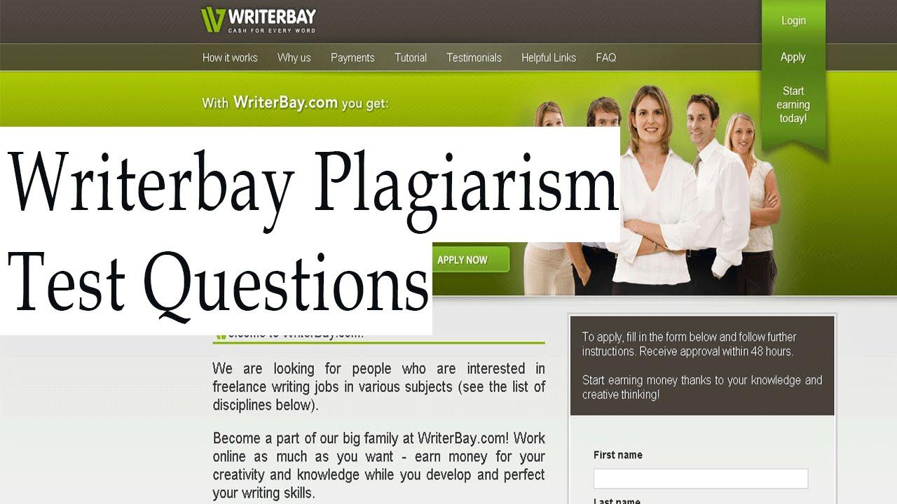 Plagiarism question? Please help!?