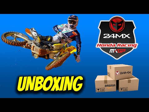 [FR] UNBOXING - Equipement Motocross 2016 HD 1080p