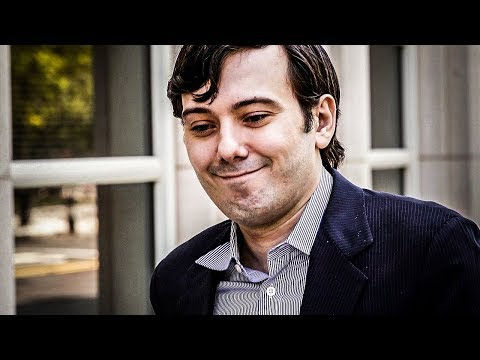 Pharma Bro Martin Shkreli Sent To Jail For Putting Bounty On Hillary Clinton's Hair