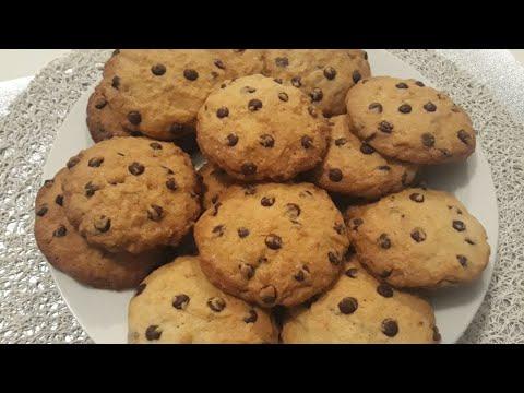 recette-de-cookies-noix-de-coco-et-pépites-de-chocolat-très-facile-et-rapide