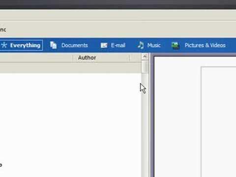 Windows Search 4