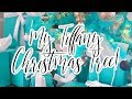 1st time putting up My Tiffany Christmas Tree - Jc Frias Decor