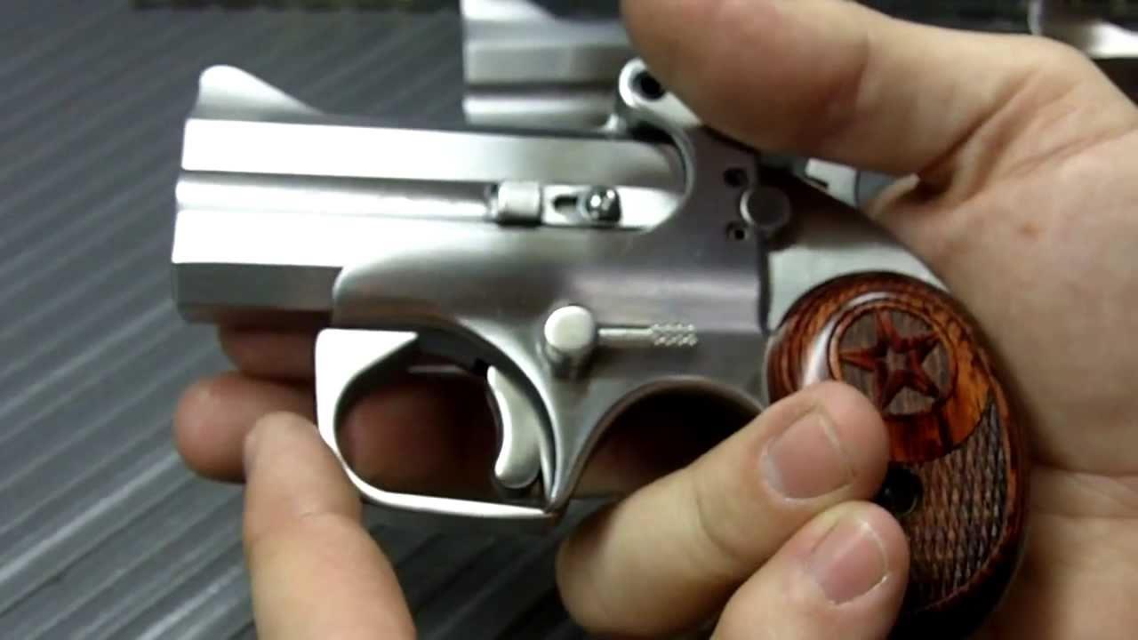 Bond Arms Texas Defender 45/410