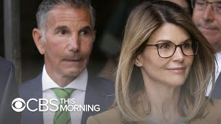 Lori Loughlin and husband's not guilty pleas ensure lengthy legal battle