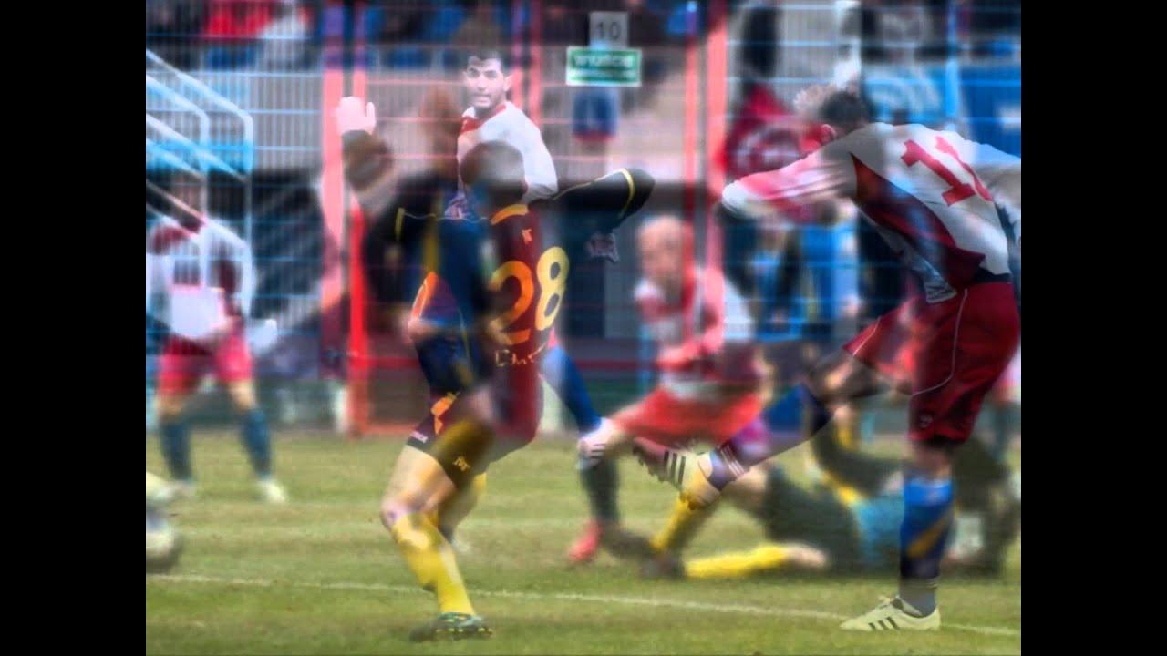 Besik Amashukeli BESIK AMASHUKELI FC TRAKAI 2012 YouTube