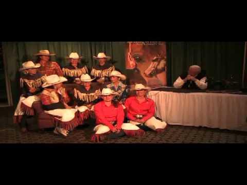 The Amazing California Cowgirls Drill Team