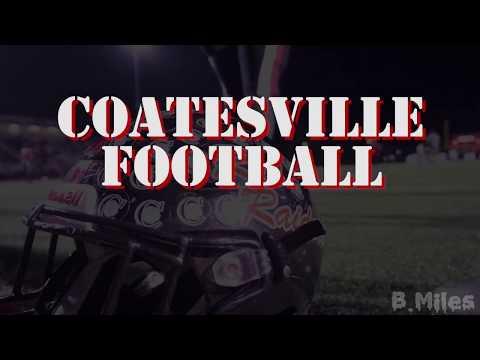 2019 Coatesville Football Playoff Video