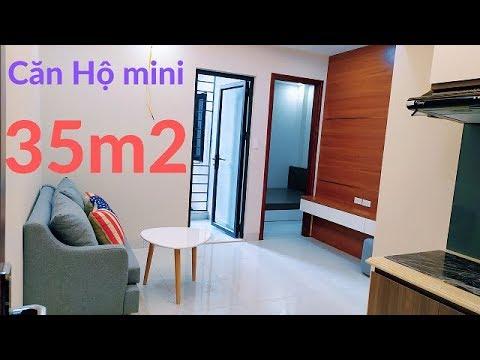 Chung cư mini Trần Thái Tông – Cầu Giấy 35m2 – 46m2 từ 740tr/căn.