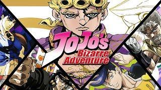 My Journey With Jojo's Bizarre Adventure & How Golden Wind Made Me a True Fan