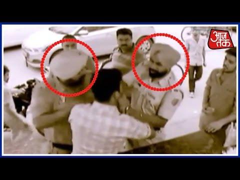 Video Captures Brutality Of Punjab Police