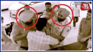 Video Captures Brutality Of Punjab Police