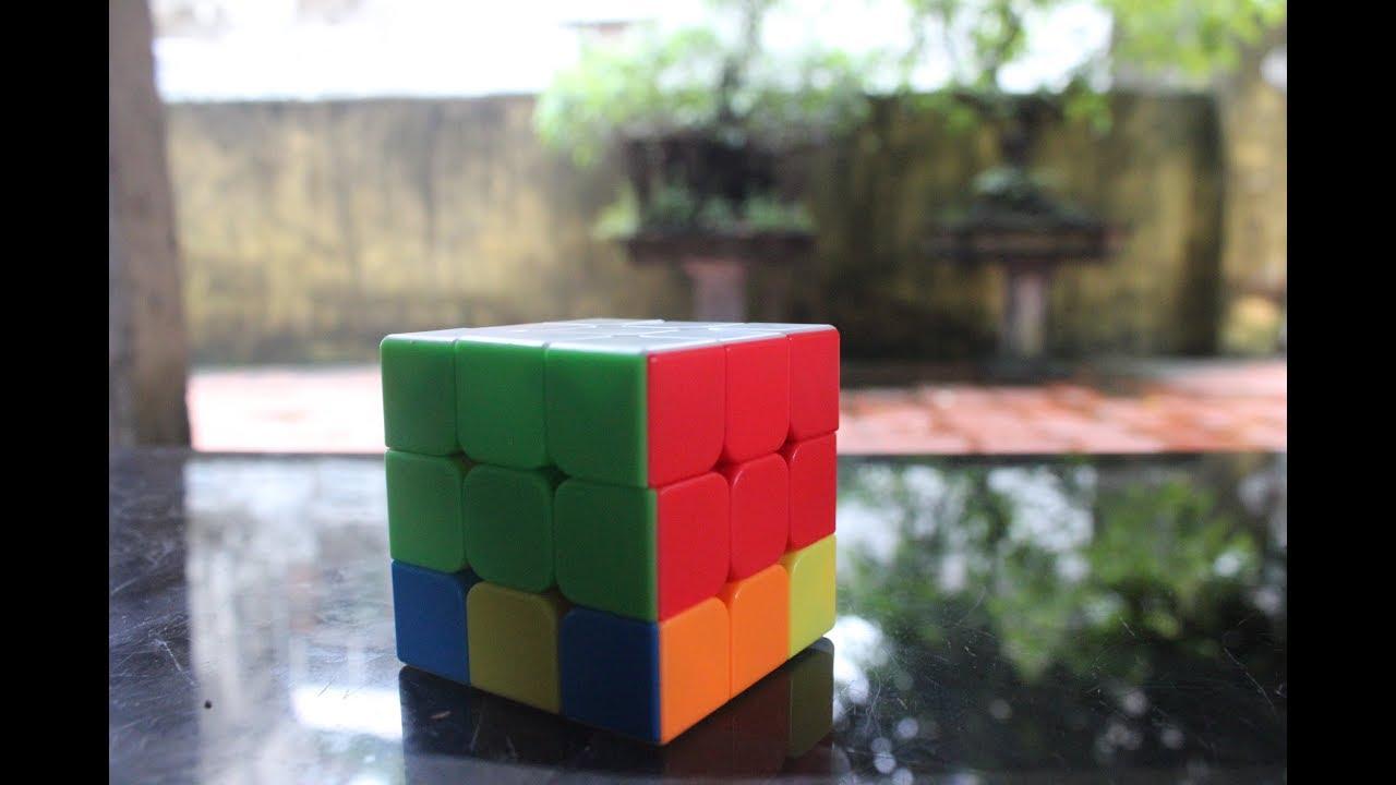 Hướng dẫn xoay Rubik 3x3x3 | Tầng 2 – Phần 3 | Xoay chậm Rubik, đơn giản, dễ hiểu
