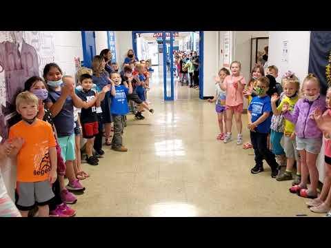 Lowes Elementary School Graduation Walkthrough