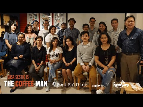 The Coffee Man Screening - Headline Coffee